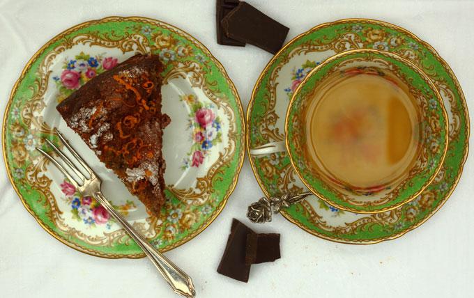 choc-chestnut-cake