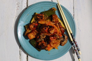 FABULOUS FERMENTED FOODS AND TEMPEH STIR FRY