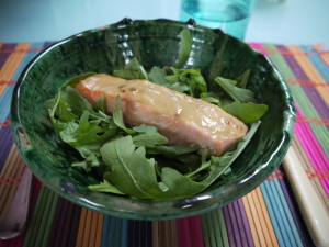 WHY MUSTARD IS A MUST-HAVE, AND MUSTARD-MAPLE SALMON