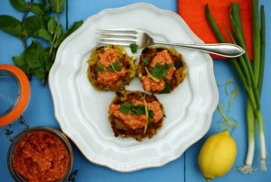 REDUCE HYPERTENSION TODAY AND A RECIPE FOR QUINOA CAKES