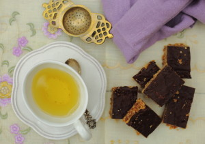YOUTHFUL SKIN FROM THE INSIDE OUT – AND CHOCOLATE PEANUT SQUARES