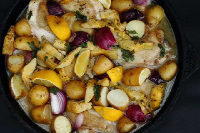 sicilian-chicken-full-into-pan-from-above