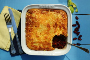 Have we got it all wrong on coconut oil? And chilli bean cornbread to feed a crowd