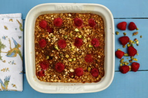 COULD YOU FAST EVERY DAY?  AND OVEN-BAKED PORRIDGE