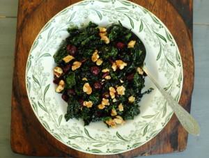 WOULD YOU GIVE UP CARBS FOR A HEALTHY OLD AGE? AND MASSAGED KALE SALAD