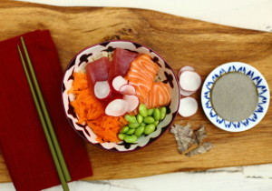HOW TO GET A GOOD NIGHT'S SLEEP, AND SUSHI BOWLS