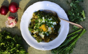 THESE VEGETABLES WILL STRENGTHEN YOUR BONES – AND KALE SHAKSHUKA