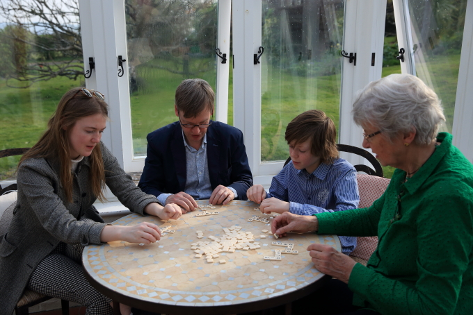 WHY WE NEED BOARD GAMES (AND EXERCISE) FOR CHRISTMAS