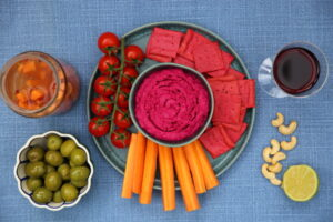 To menopause and beyond! Bodies, brains (and beetroot hummus)