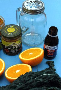 BUSTING COLDS AND BOOSTING IMMUNITY