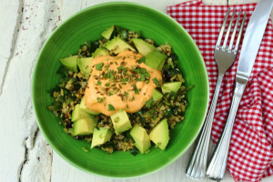 IMPROVE YOUR EYESIGHT – EAT MORE FREEKEH!
