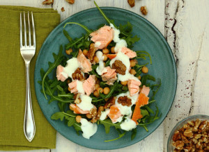 SALMON: LET ME COUNT THE WAYS, AND THE EASIEST AFTER-WORK SALMON SALAD