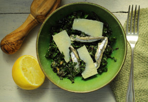 IS THE REDUCED CALORIE DIET DEAD? KALE CAESAR SALAD