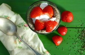 FEWER WRINKLES? YES PLEASE! AND CHIA SEED PARFAIT