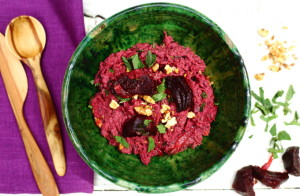 PLANNING FOR GOOD HEALTH AND BEETROOT HUMMUS