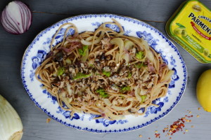 HOW TO AVOID RHEUMATOID ARTHRITIS – SPAGHETTI WITH SARDINES