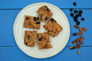 BEST-EVER GRANOLA BARS