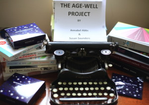 The Age-Well Project Book Cover