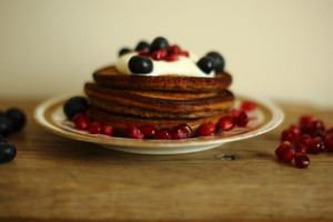 SAVE THE NHS: LOOK AFTER YOURSELF (AND PERFECT PANCAKES)