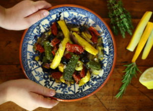 CAN YOU EAT TOO MUCH FERMENTED FOOD? ZUCCHINI/COURGETTE RAGOUT