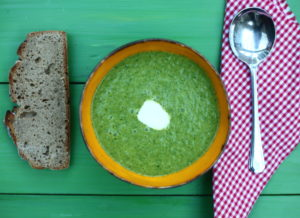WHY WE NEED MORE LUTEIN: GREEN BUTTERBEAN SOUP