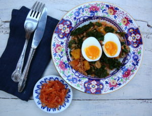 NATURE PILLS AND JAMMY EGGS: how to age well this Easter