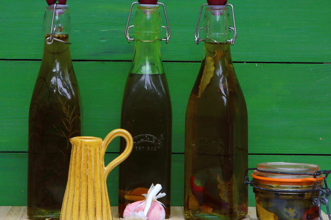 THE OILS AND FATS WE KEEP IN OUR AGE-WELL KITCHENS